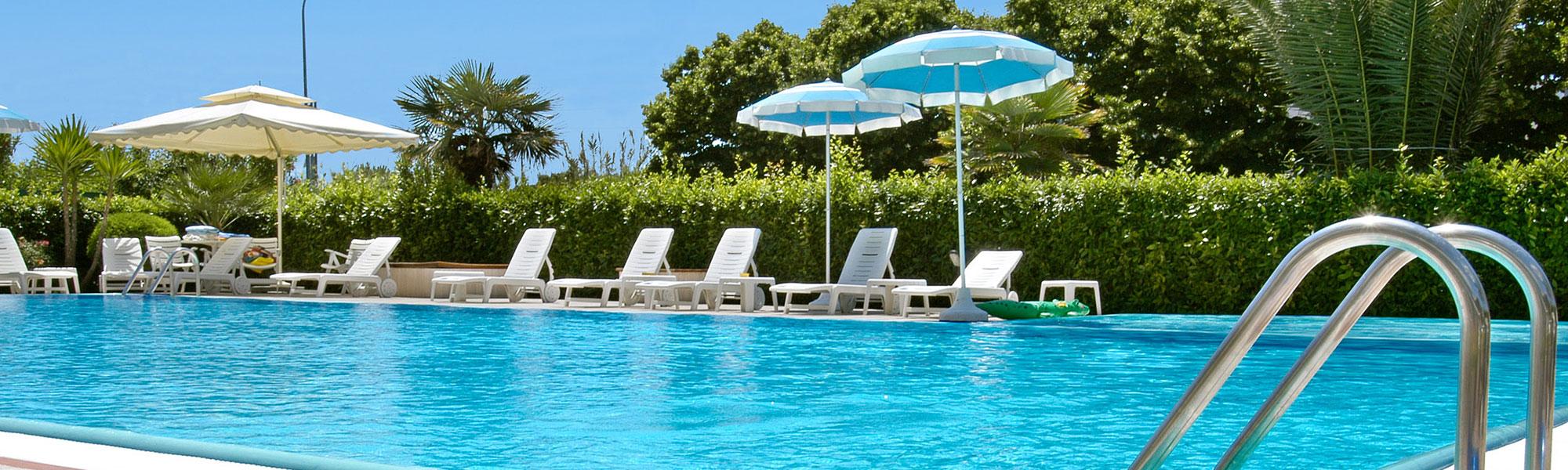 Hotel San Benedetto del Tronto con piscina