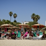 Spiaggia Hotel Domingo San Benedetto del Tronto