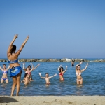 Beach entertainment San Benedetto del Tronto